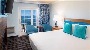 Redesigned Guest Rooms