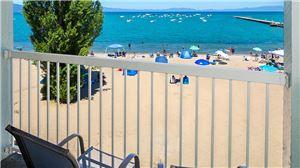 Beachfront Room Balcony