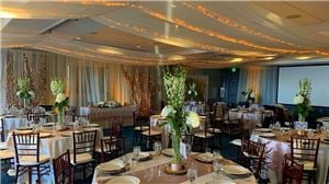 Indoor Wedding & Event Space