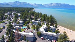 South Lake Tahoe Hotel Areal View